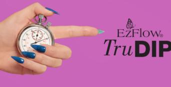 Unghie sottili, leggere, naturali e resistenti con EzFlow TruDIP